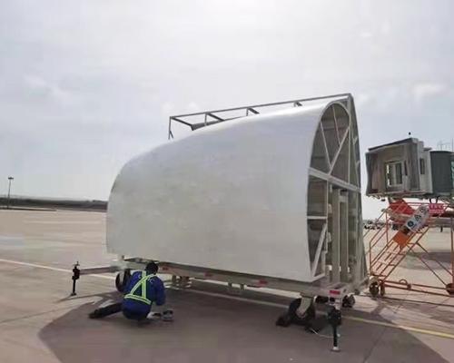 飞机舱门模拟器