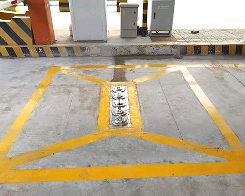 车底扫描系统