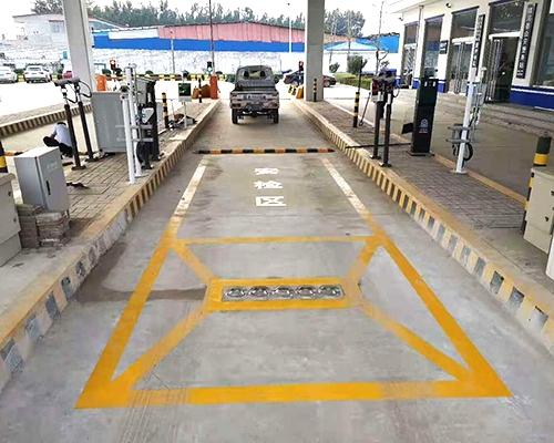 车底安全检查系统